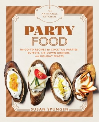 (ebook) The Artisanal Kitchen: Party Food