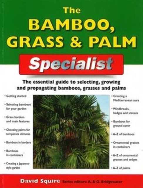 Home Gardener's Bamboo, Grass and Palms