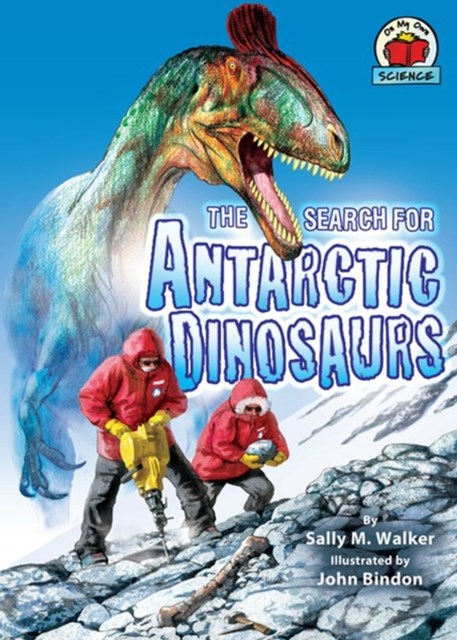 Search for Antarctic Dinosaurs