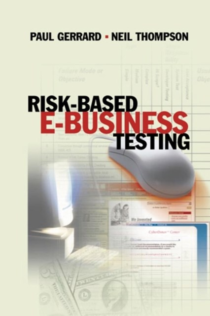 Risk-Based E-business Testing