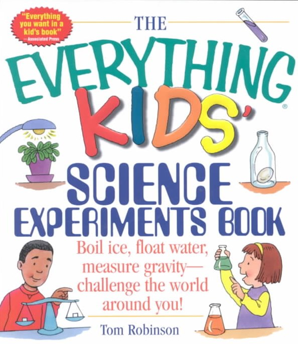 Science Experiments Book