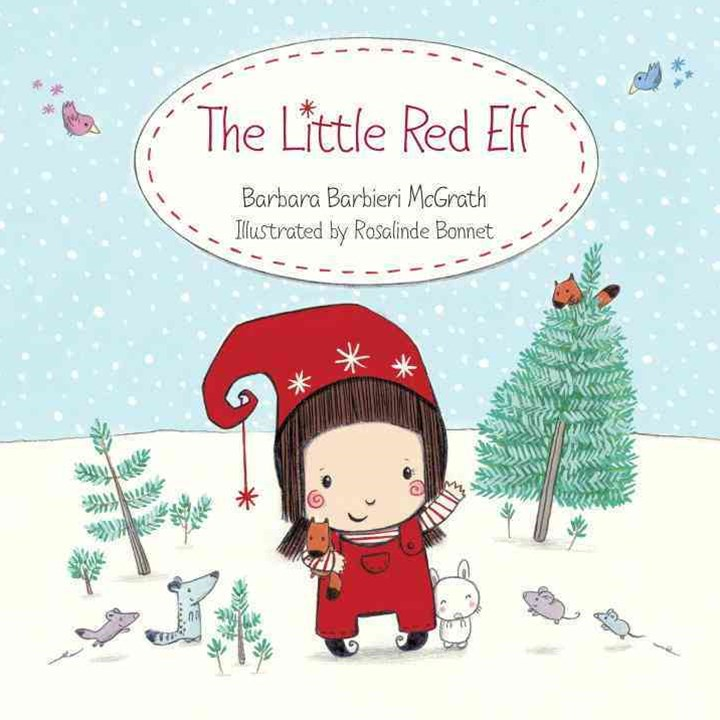 The Little Red Elf