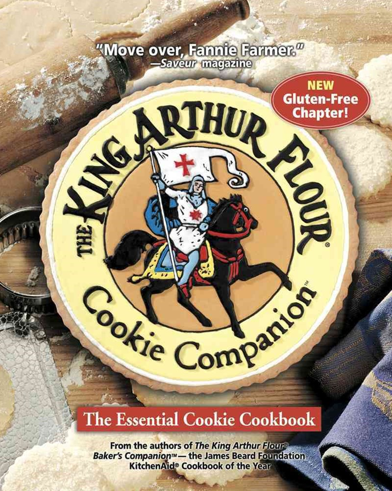 The King Arthur Flour Cookie Companion the Essential Cookie Cookbook