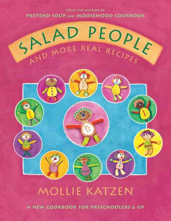 Salad People & More Real Recipes