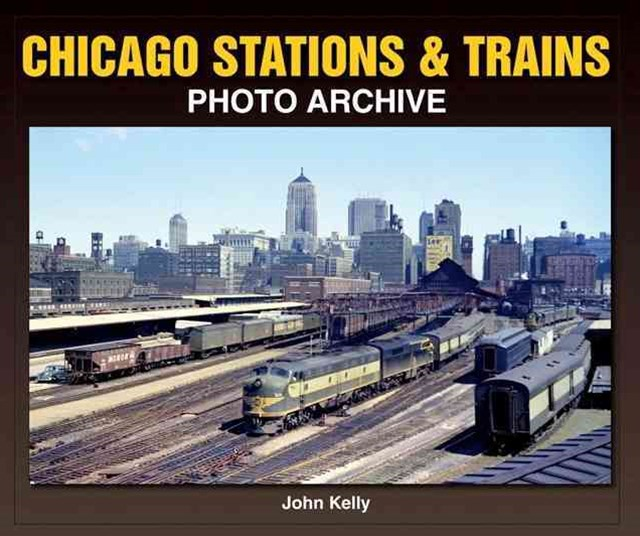 Chicago Stations and Trains Photo Archive
