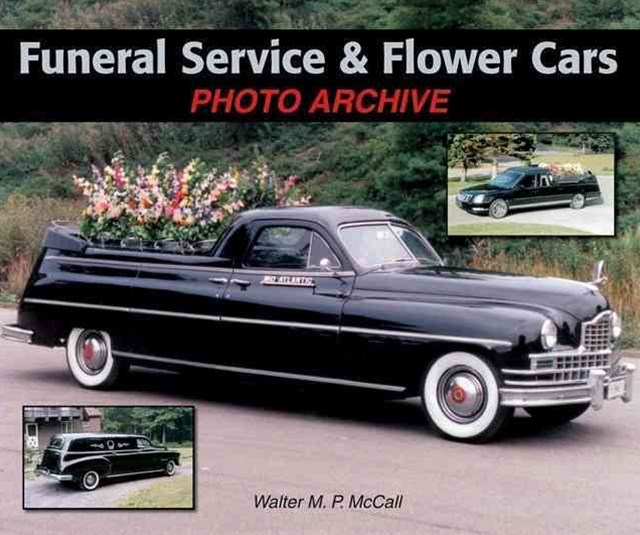 Funeral Service and Flower Cars Photo Archive