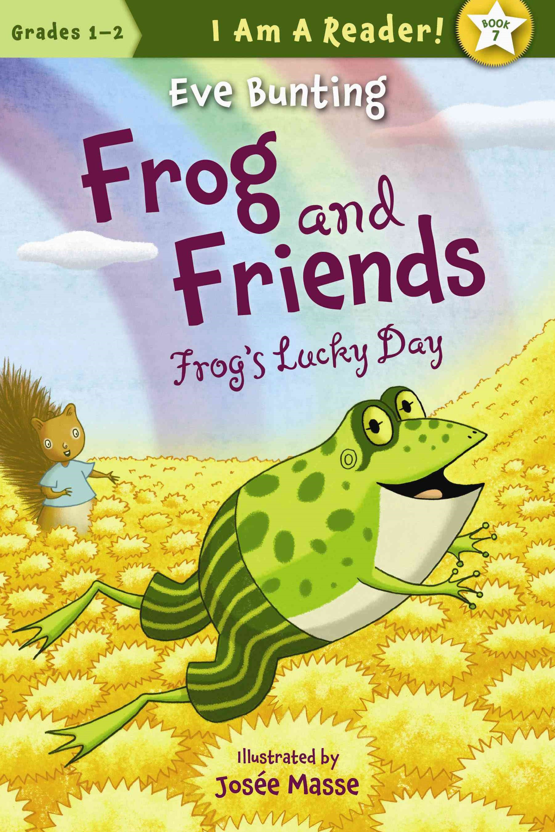 Frog and Friends: Frog's Lucky Day 7