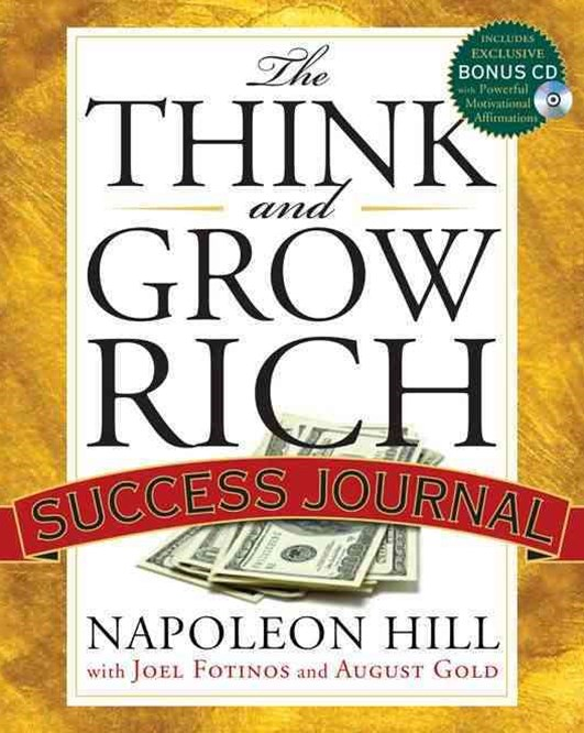 The Think and Grow Rich - Success Journal