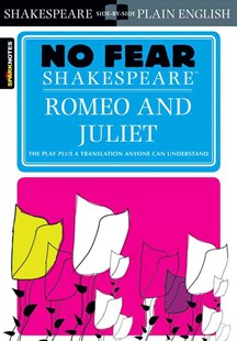 Romeo and Juliet (No Fear Shakespeare) by SparkNotes, John Crowther (9781586638450) - PaperBack - Poetry & Drama Plays