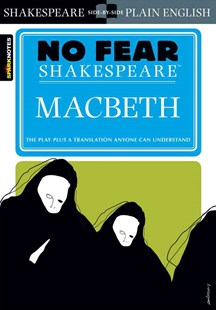 Macbeth (No Fear Shakespeare) by SparkNotes, John Crowther (9781586638467) - PaperBack - Non-Fiction