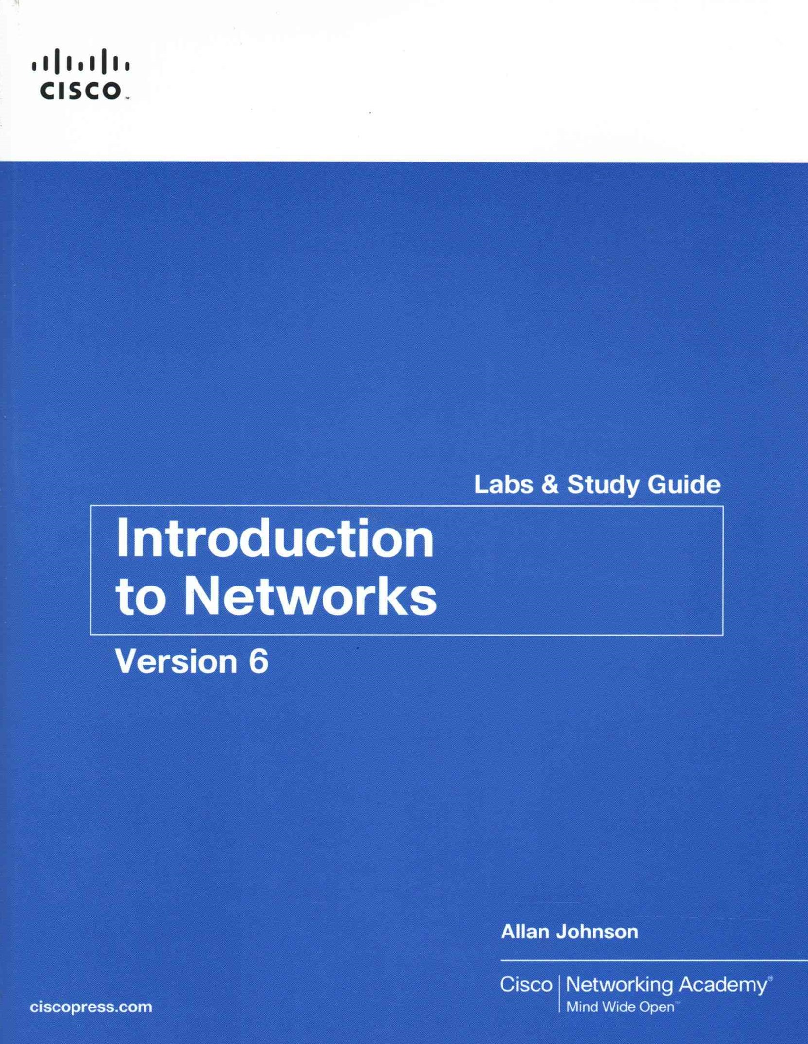 Introduction to Networks V6 Labs and Study Guide