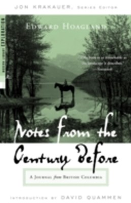 (ebook) Notes from The Century Before