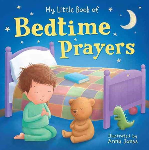 My Little Book of Bedtime Prayers