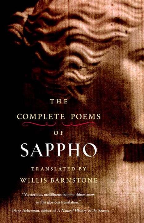 The Complete Poems Of Sappho
