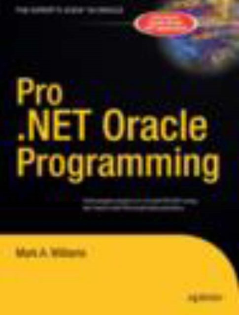 Pro .Net Oracle Programming