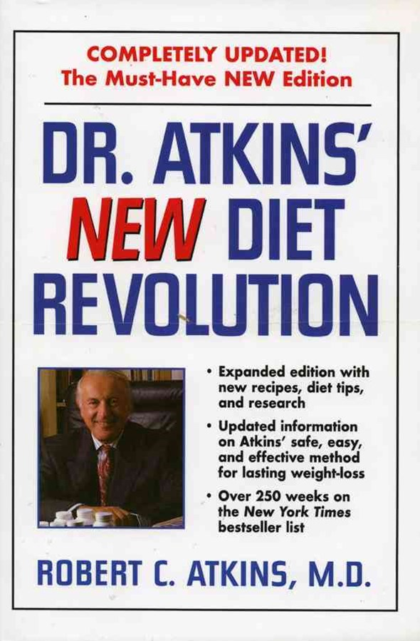 Atkins Total Diet Lifestyle Library