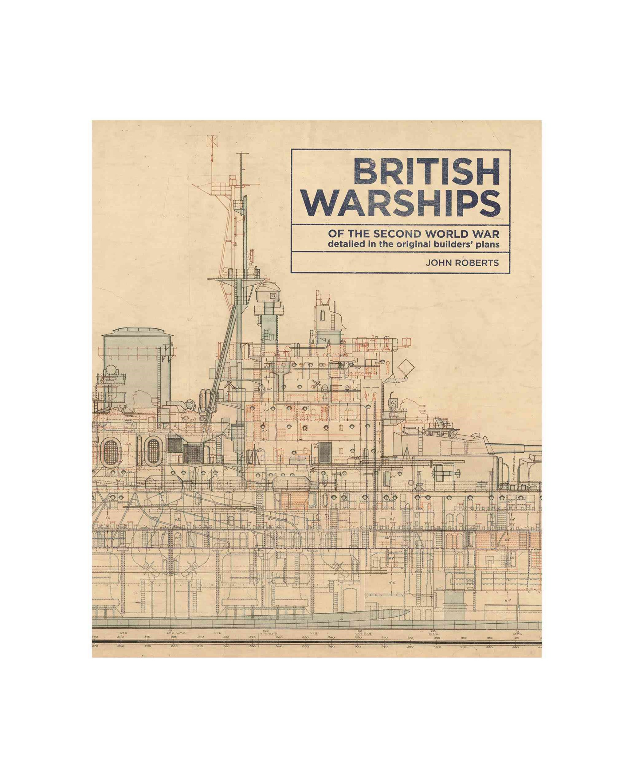 British Warships of the Second World War