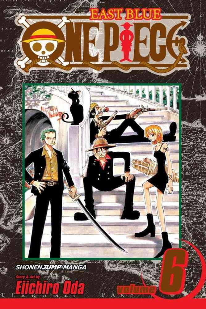 One Piece, Vol. 6