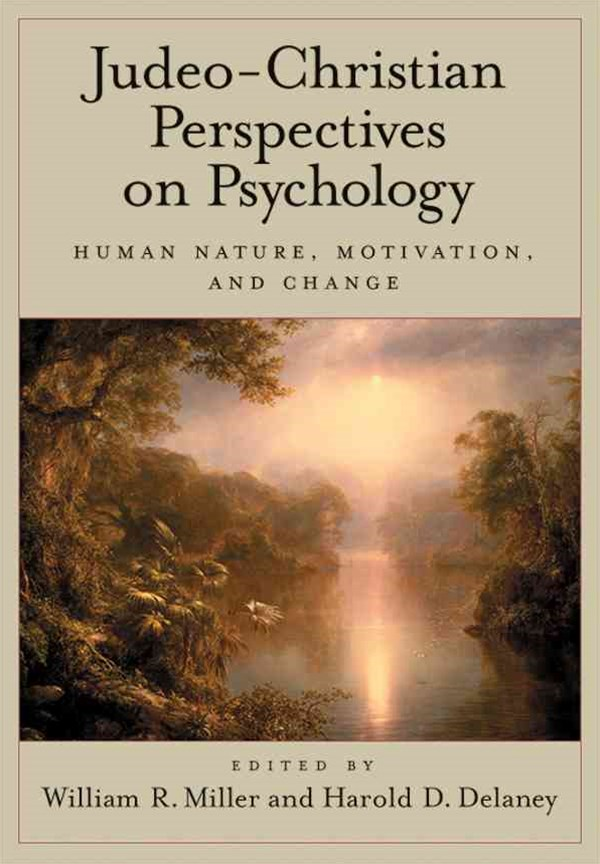 Judeo-Christian Perspectives on Psychology