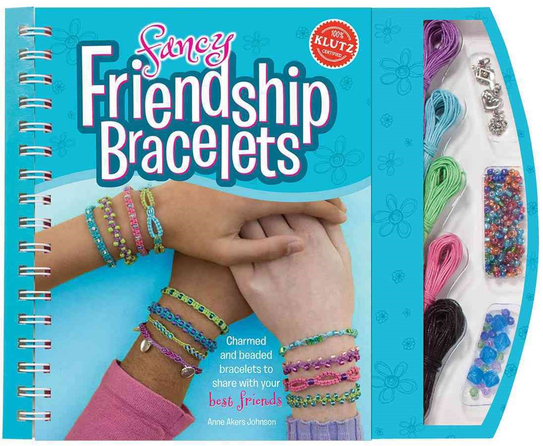 Fancy Friendship Bracelets Single