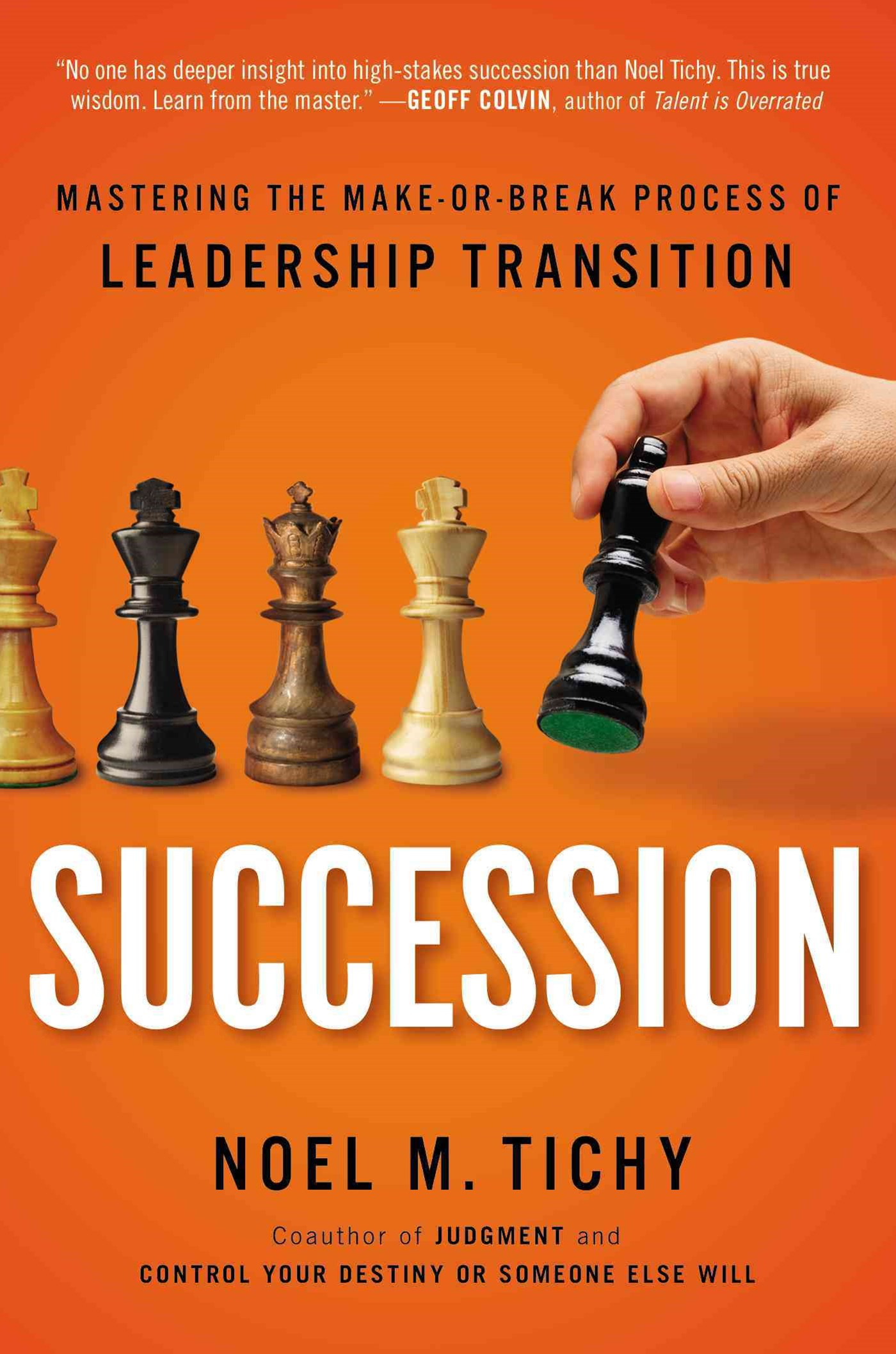 Successionp Transition