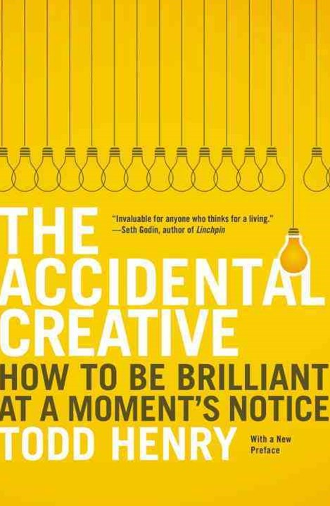 The Accidental Creative, Thee