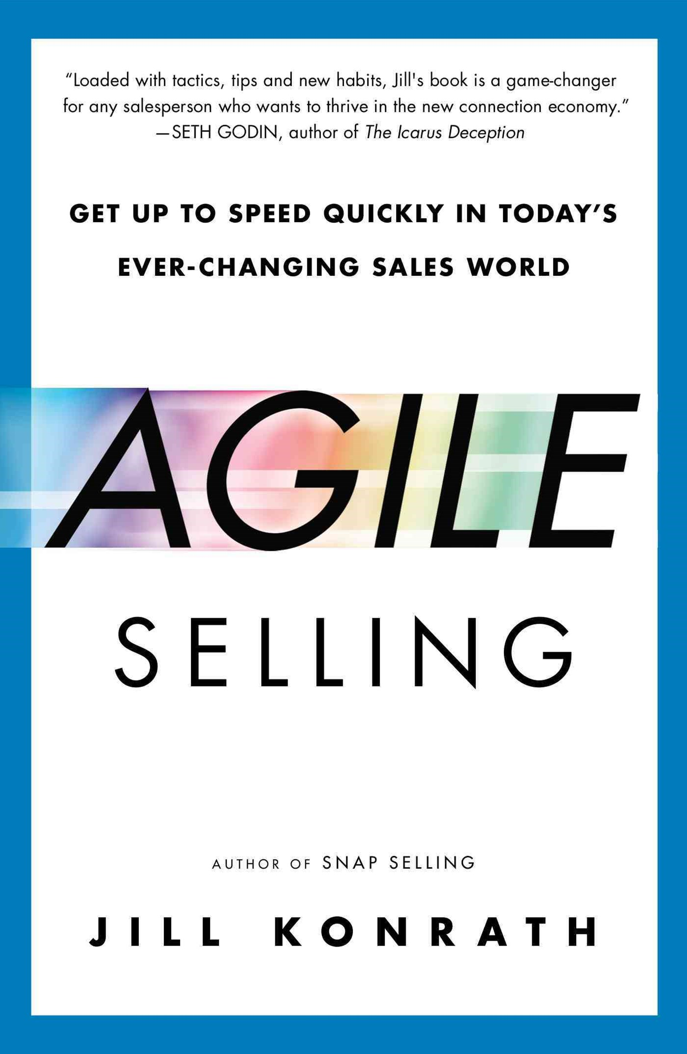 Agile Sellingging Sales World