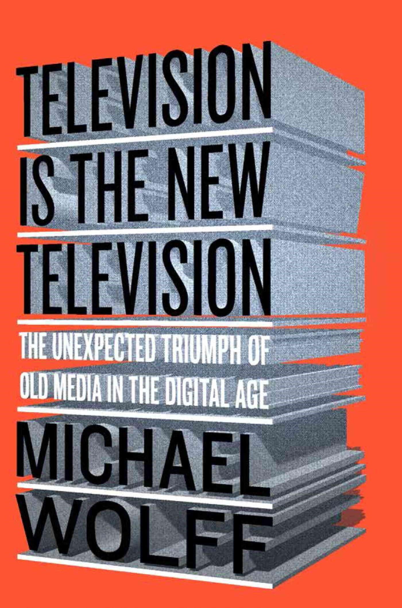 Television Is The New TelevisionOld Media In The Digital Age