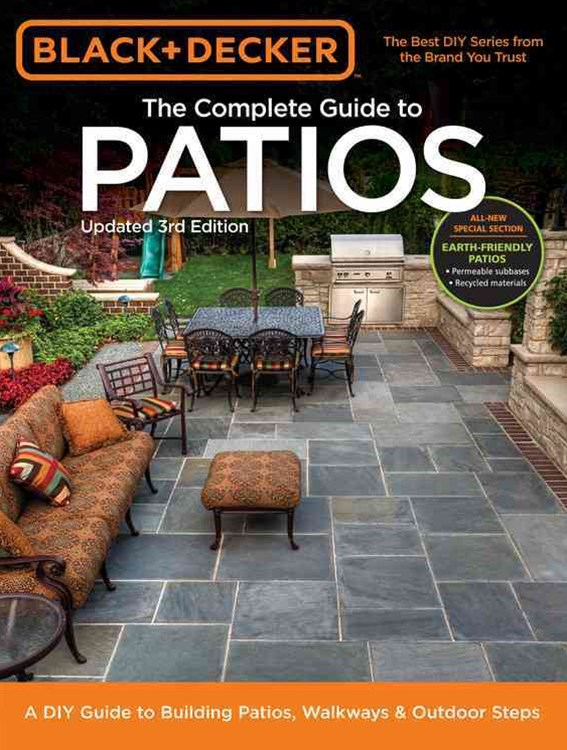 The Complete Guide to Patios (Black & Decker)