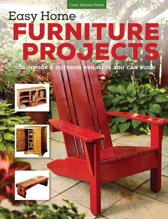 Easy Home Furniture Projects