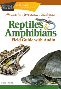(ebook) Reptiles & Amphibians of Minnesota, Wisconsin and Michigan Field Guide - Pets & Nature Wildlife