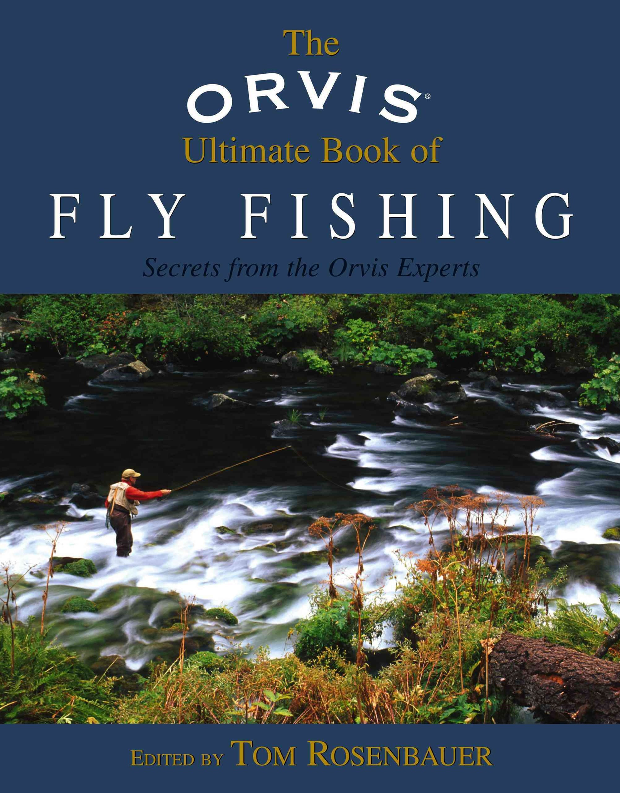 Orvis Ultimate Book of Fly-fishing