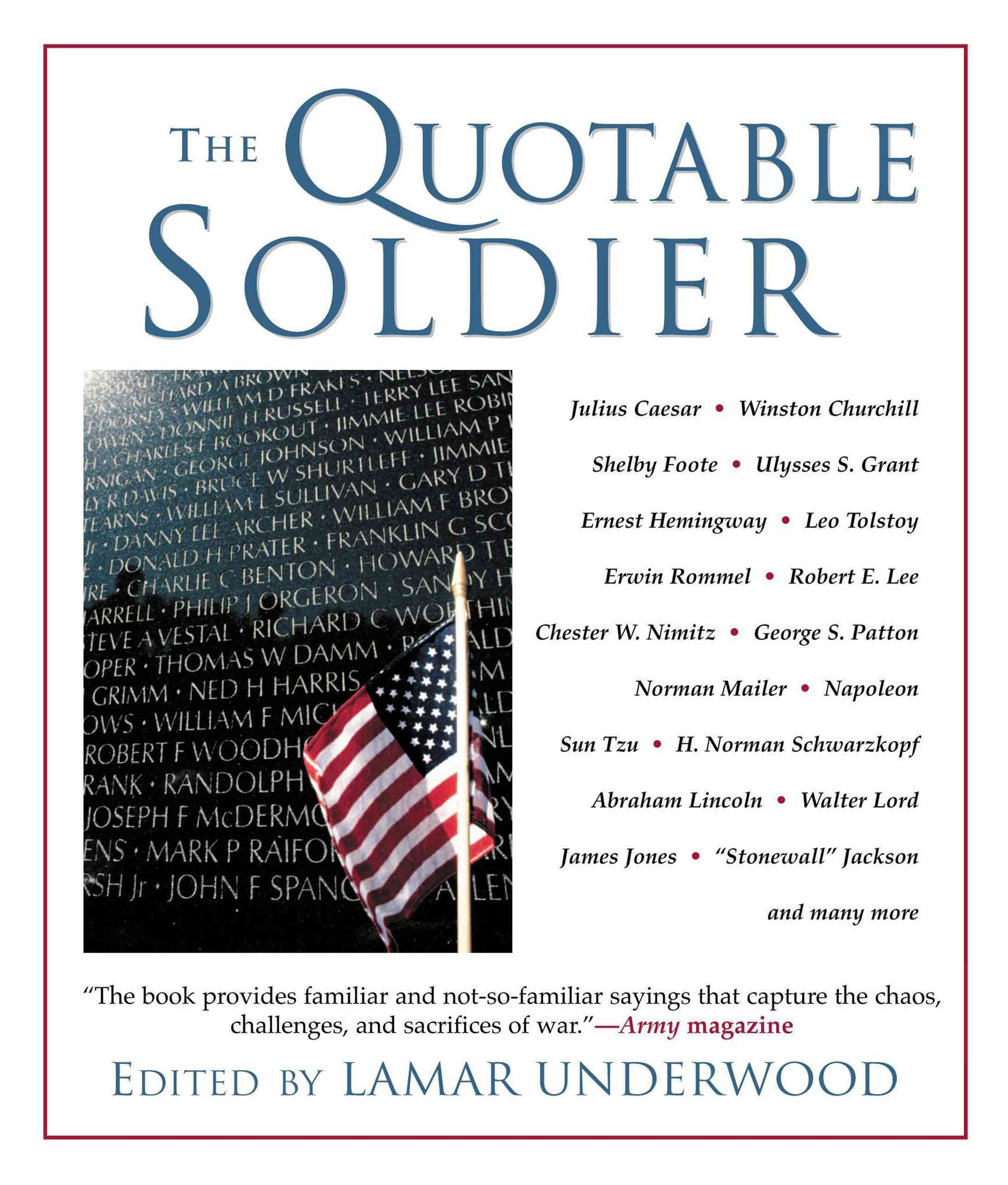 The Quotable Soldier