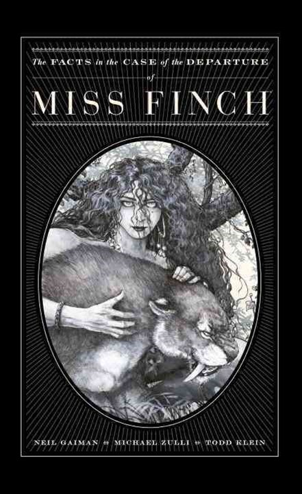 The Facts in the Case of the Departure of Miss Finch