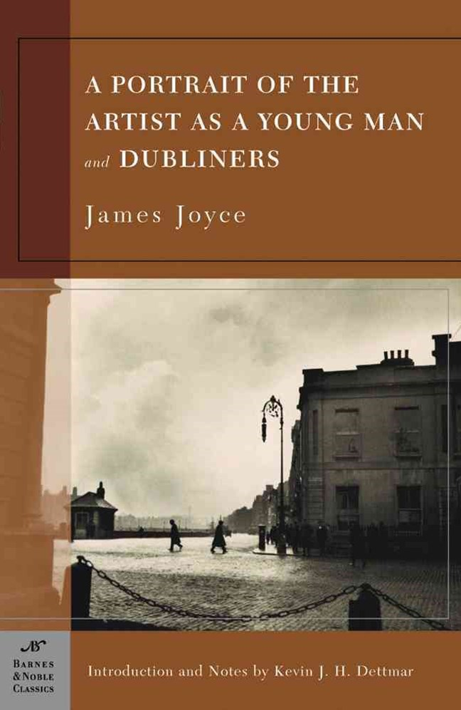 A Portrait of the Artist as a Young Man and Dubliners
