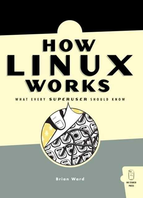 (ebook) How Linux Works