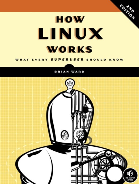 (ebook) How Linux Works, 2nd Edition