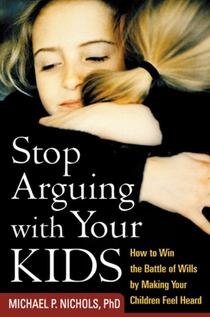 (ebook) Stop Arguing with Your Kids