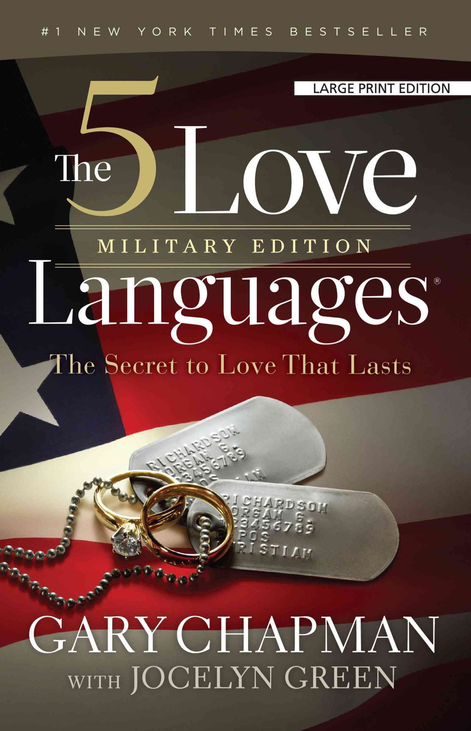 The Five Love Languages Military Edition