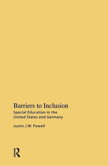 Barriers to Inclusion