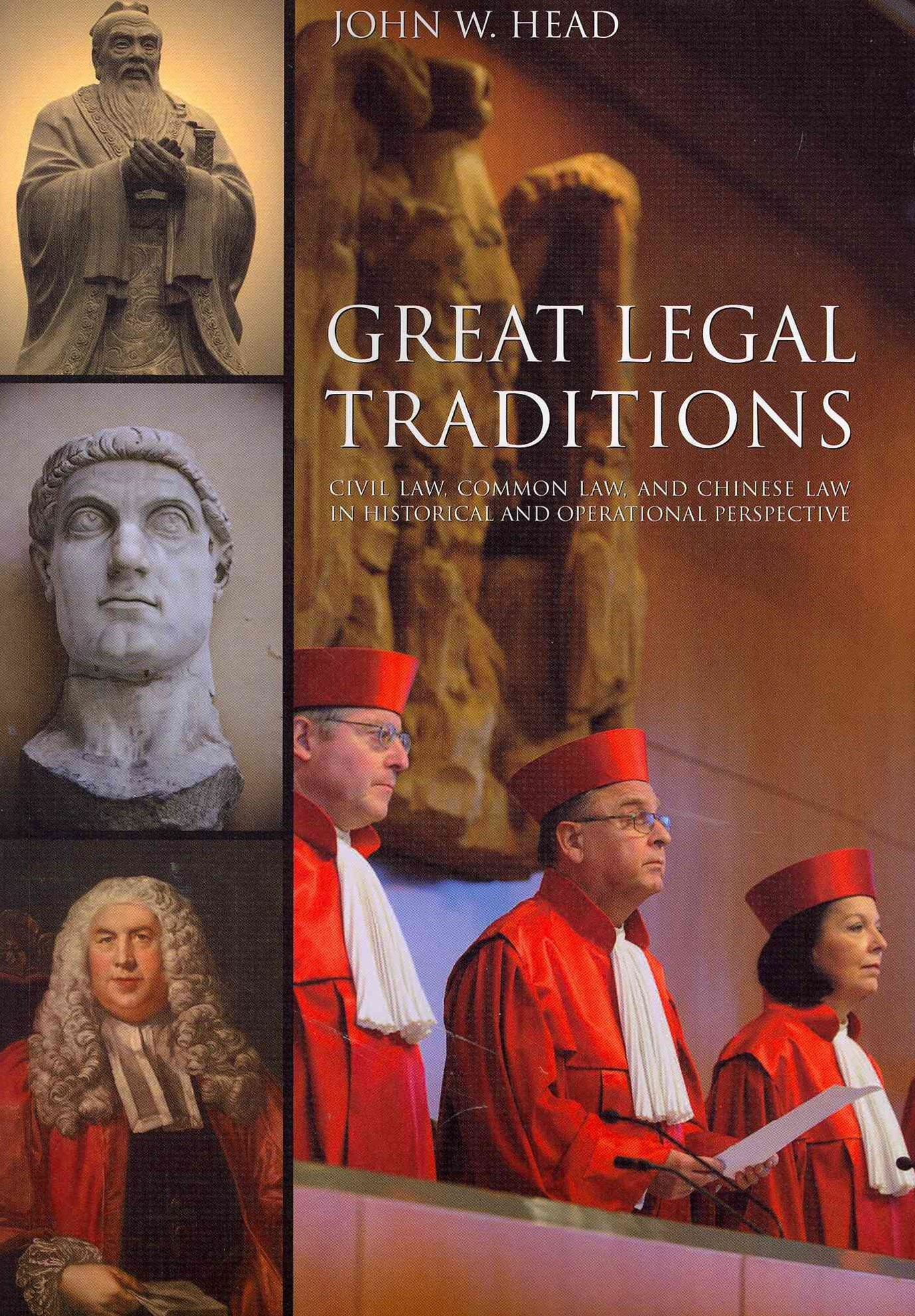 Great Legal Traditions
