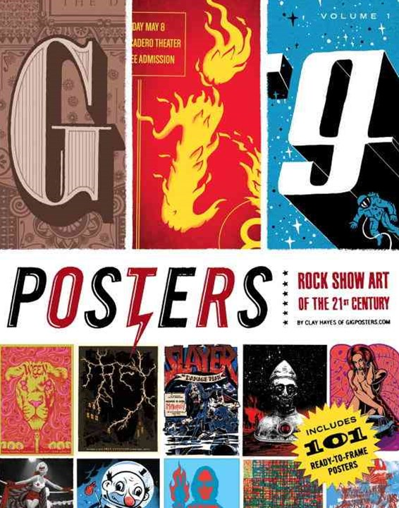 Gig Posters (Volume 1)