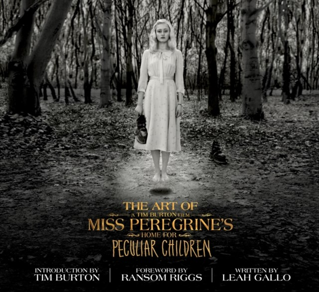 Art of Miss Peregrine's Home for Peculiar Children