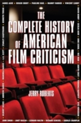(ebook) Complete History of American Film Criticism