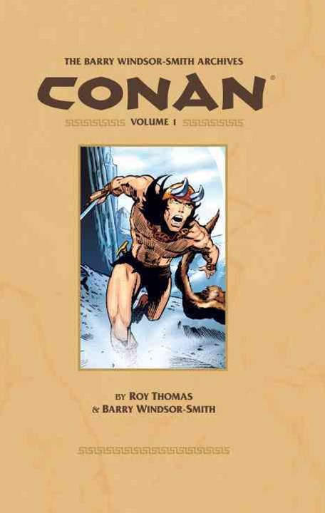 The Barry Windsor-Smith Conan Archives
