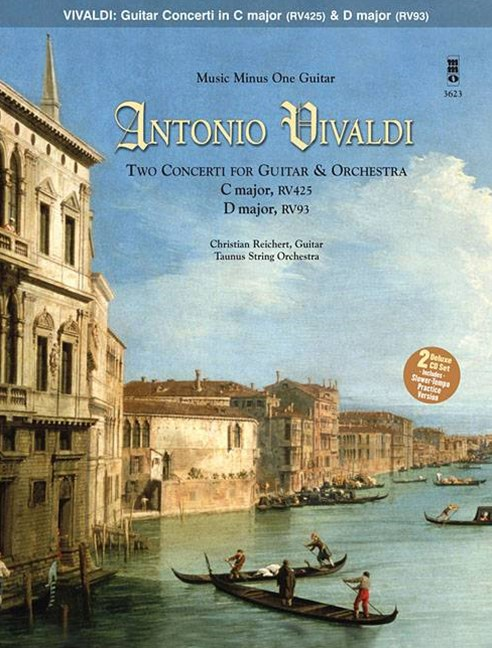 Two Concerti for Guitar and Orchestra