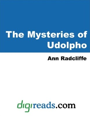 (ebook) Mysteries of Udolpho