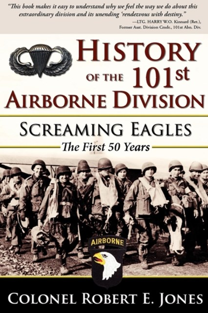 (ebook) History of the 101st Airborne Division