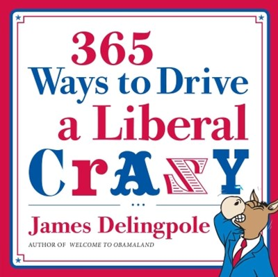 (ebook) 365 Ways to Drive a Liberal Crazy