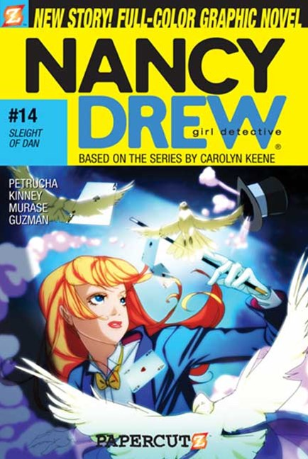 Nancy Drew 14: Sleight of Dan